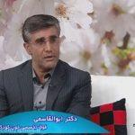 برنامه تلویزیونی دکتر حسن ابوالقاسمی-پیشگیری از کم خونی