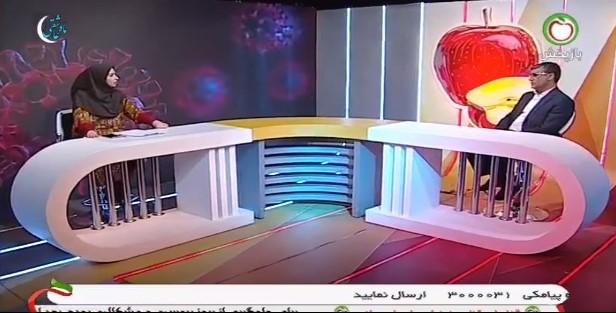 برنامه تلویزیونی-دکتر حسن ابوالقاسمی- تالاسمی