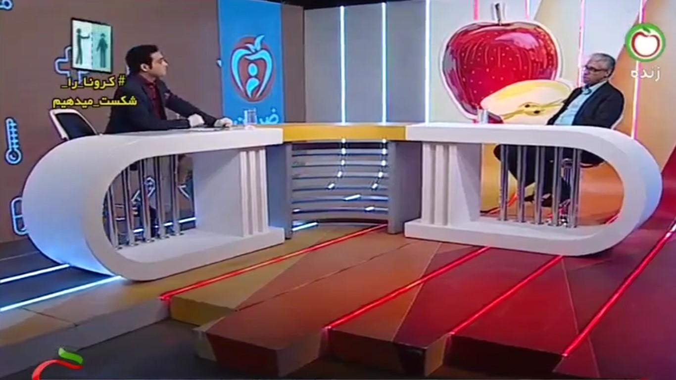 برنامه تلویزیونی-دکتر غلامرضا باهوش- پیوند سلول های خونساز