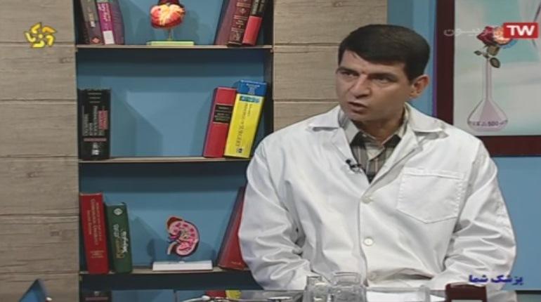 برنامه تلویزیونی دکتر مهران کریمی- سرطان خون